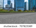 cityscape and skyline of...   Shutterstock . vector #707825389