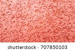 the surface of crumb rubber... | Shutterstock . vector #707850103