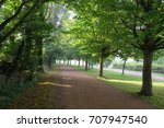 tow path river thames | Shutterstock . vector #707947540