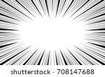 comic and manga books speed...   Shutterstock .eps vector #708147688