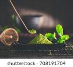 Matcha. Organic Green Matcha...