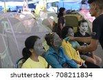 thai anti government protesters ... | Shutterstock . vector #708211834