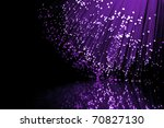 close up on the ends of many... | Shutterstock . vector #70827130