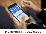 bangkok  thailand   september 4 ... | Shutterstock . vector #708286138