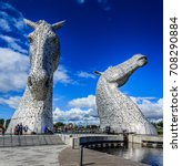 August 26  2017  The Kelpies...