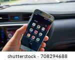 montreal  canada   august 23 ...   Shutterstock . vector #708294688
