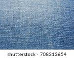 texture denim background | Shutterstock . vector #708313654