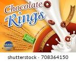 realistic vector. 3d... | Shutterstock .eps vector #708364150