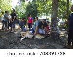kelantan   malaysia 1st...   Shutterstock . vector #708391738