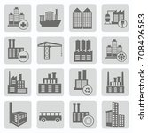 construction and industry icon... | Shutterstock .eps vector #708426583