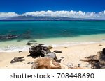 View Towards Molokai From...