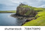 Duntulm Castle  Ruins On The...
