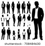 people set  a collection of... | Shutterstock . vector #708484630