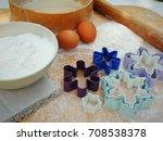 Snowflake Shape Cookies Cutter...