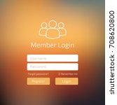 member log in blue user...