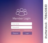 member log in blue user...