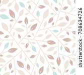 seamless geometric pattern of...   Shutterstock .eps vector #708634726