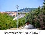 guadalajara  spain   august 27  ... | Shutterstock . vector #708643678