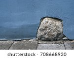 concept image. stone in the... | Shutterstock . vector #708668920