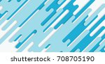 cool modern abstract geometric... | Shutterstock .eps vector #708705190