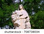 guadalajara  spain   august 28  ... | Shutterstock . vector #708738034