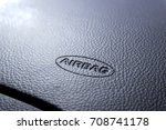 Small photo of Airbag Sign