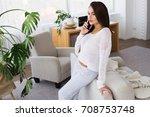 enjoy of conversation....   Shutterstock . vector #708753748