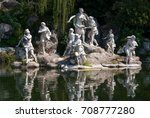 Marble Group Of Statues And...