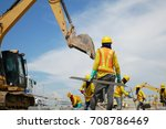 Construction Worker In...