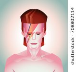 Vector Illustration Of David...