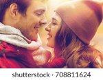 love  relationships  season and ... | Shutterstock . vector #708811624
