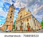Black Tower And St. Nicholas...
