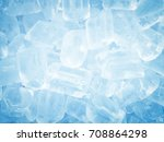 ice for background | Shutterstock . vector #708864298