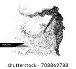 abstract vector illustration of ... | Shutterstock .eps vector #708869788