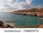 Sea Caves In Peyia