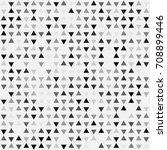 geometric pattern design  | Shutterstock .eps vector #708899446