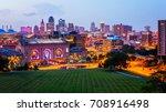kansas city  missouri   july... | Shutterstock . vector #708916498