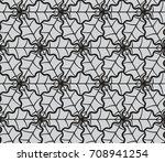 oak leaves   decorative...   Shutterstock .eps vector #708941254