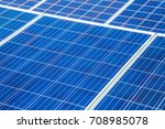 panels of photovoltaic power...