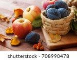 Autumn Composition   Apples ...