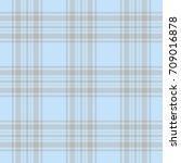 seamless plaid pattern | Shutterstock . vector #709016878