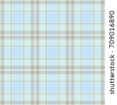seamless plaid pattern | Shutterstock . vector #709016890