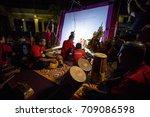 kelantan  malaysia   15th july... | Shutterstock . vector #709086598