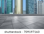 cityscape and skyline of... | Shutterstock . vector #709197163