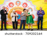 russia  kirov   june  12  2017  ...   Shutterstock . vector #709202164