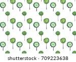fun kids seamless pattern | Shutterstock . vector #709223638