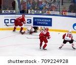 podolsk  russia   september 3 ... | Shutterstock . vector #709224928