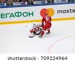 podolsk  russia   september 3 ... | Shutterstock . vector #709224964
