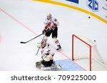 podolsk  russia   september 3 ... | Shutterstock . vector #709225000