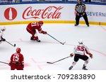podolsk  russia   september 3 ... | Shutterstock . vector #709283890
